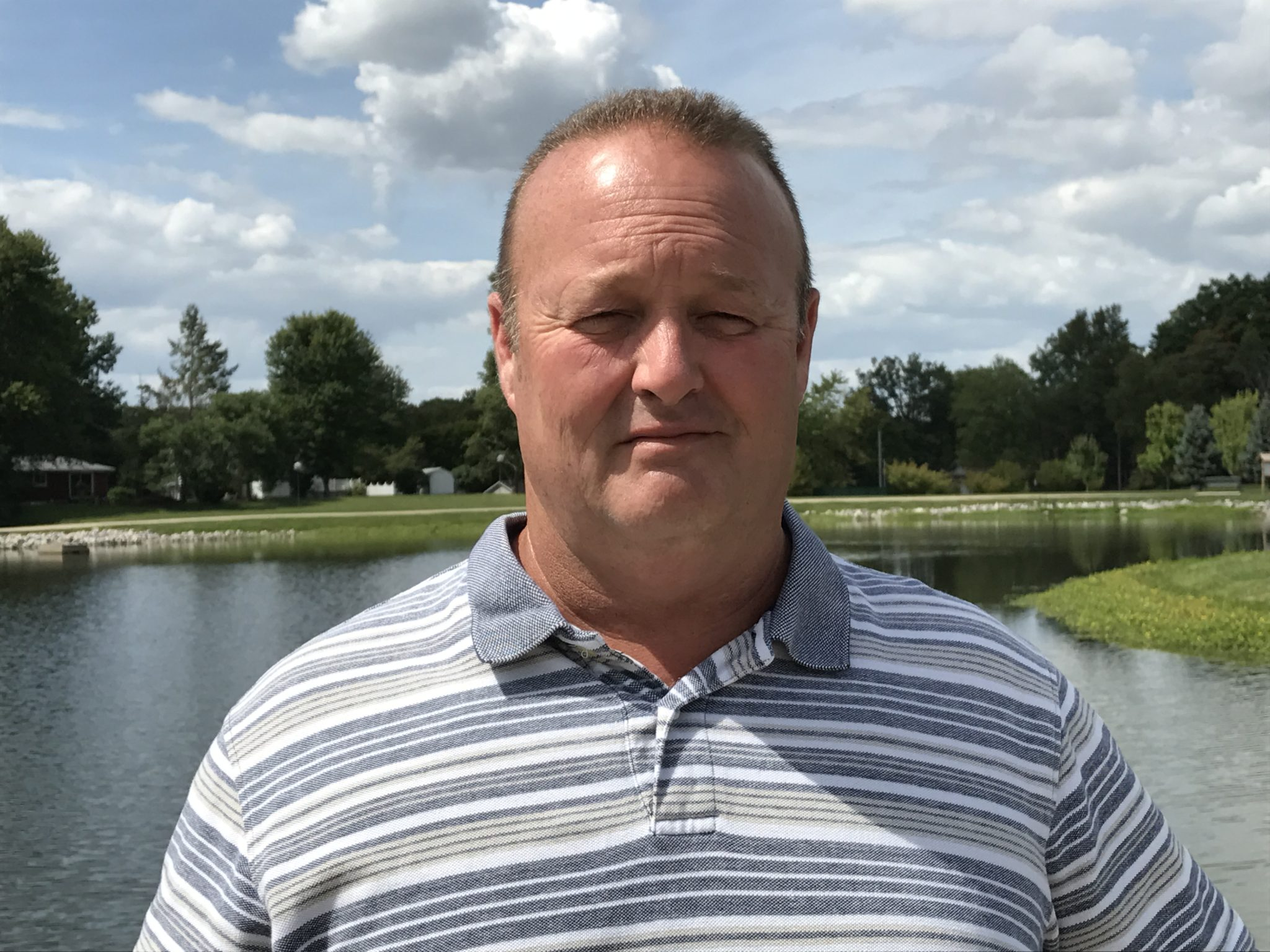 Jeff Kinkel inside sales manager