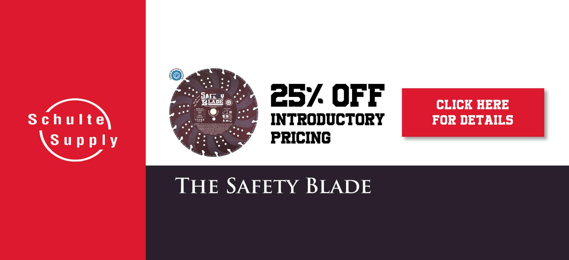 Safety Blade