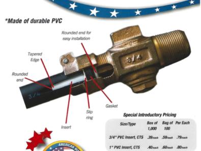 PVC Insert Product